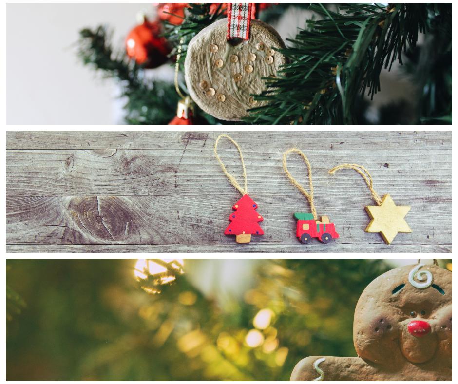 Hand-Made Christmas Decorations