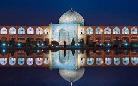 Isfahan is one of the most popular destinations for tourists visiting Iran