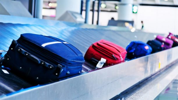 Luggage claim istock