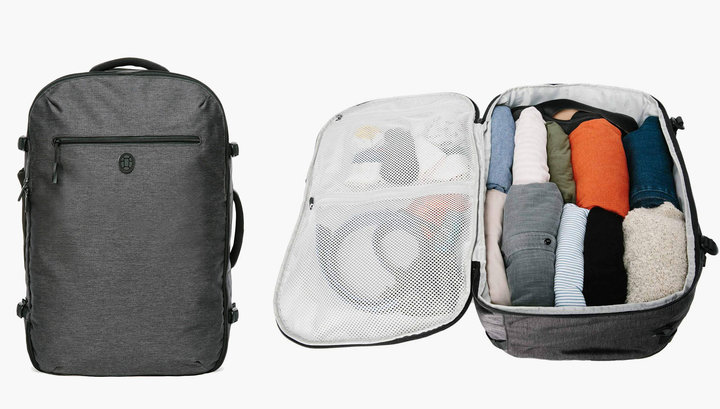 "The <a href=""https://www.tortugabackpacks.com/products/setout-travel-backpack"" target=""_blank"">Tortuga Setout Backpack</a>&nb"