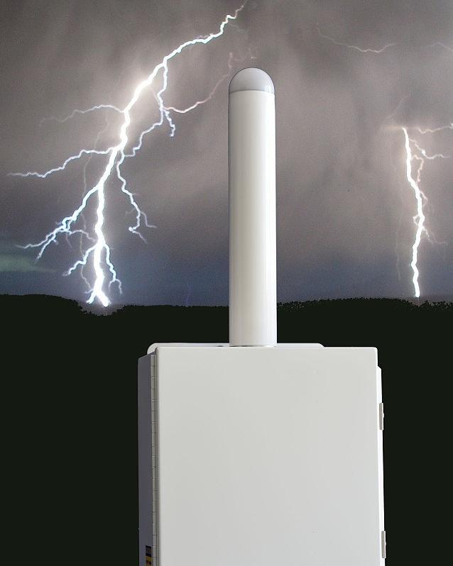 Lightning sensor