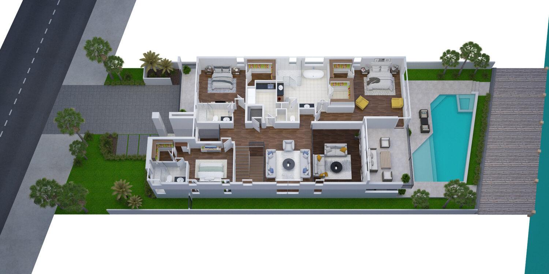 28 Gordon plans _ inspiration - Second floor (1)