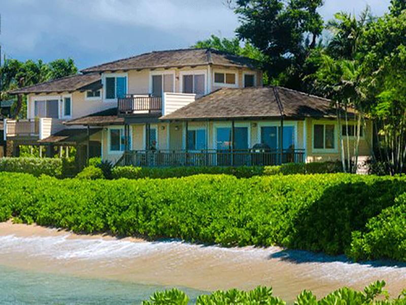 Bamboo Beach House