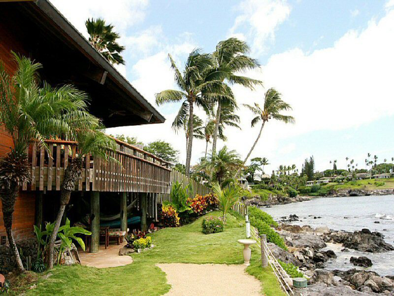 South Pacific Retreat