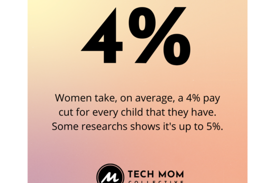 The Motherhood Penalty is A Real Thing