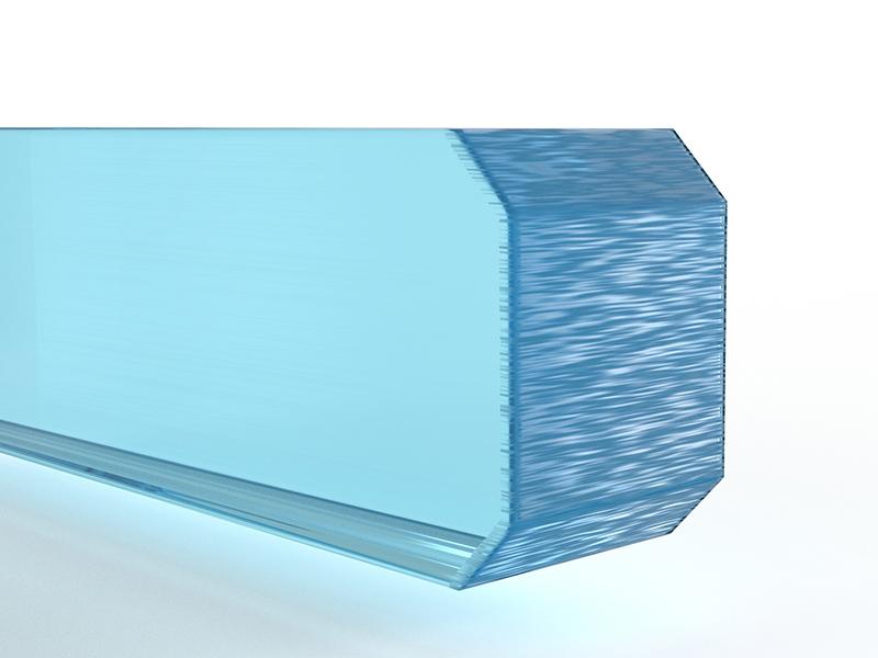 Flat Ground Glass