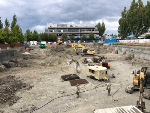 nesbou excavation alden surrey 4