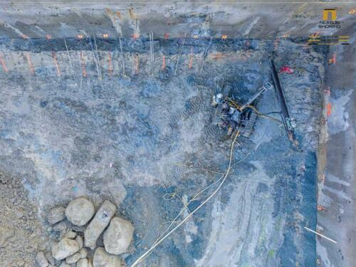 nesbou excavation aristotle langley 1