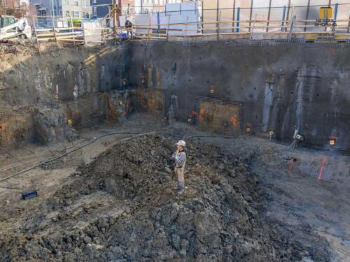 nesbou excavation aristotle langley 16