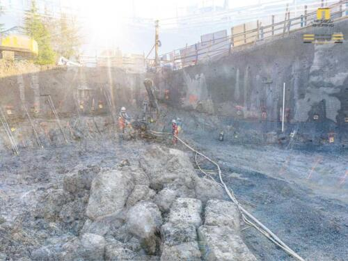 nesbou excavation aristotle langley 9