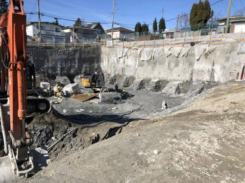 excavation-shoring rae-ave 13