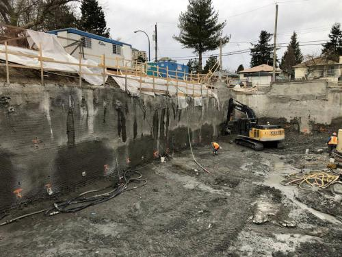 excavation-shoring rae-ave 17