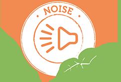 Noise element icon