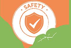 Safety element icon