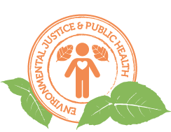 Environmental Justice and Public Health Element Icon