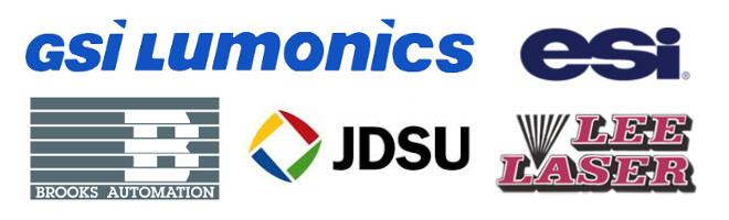 laser repair logos