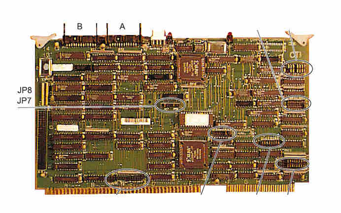 GSI 225.596.07 - Bit3 Board MultiBus