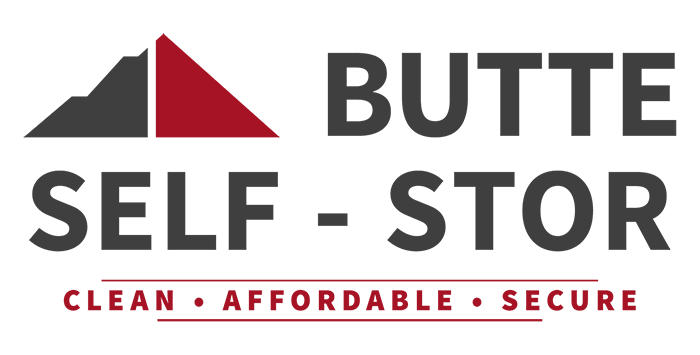 Butte Self-Stor Logo