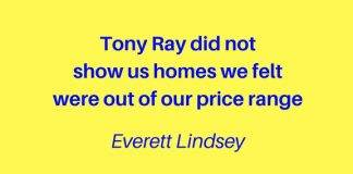 Client Review Tony Ray Baker
