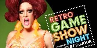 Retro Game Show Night