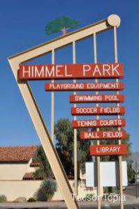Himmel Park - The Site of Tucson 1st Gay Pride