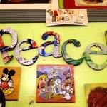 Pop Cycle 4th Ave Tucson AZ Recycled Can Letters
