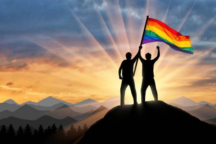 Tucson Arizona Gay Pride in the Park 2017