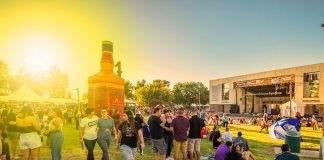 Tucson Gay Pride Park 2017