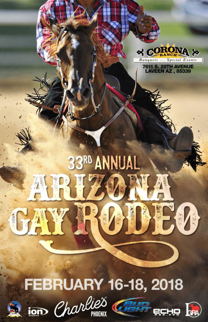 Aizona Gay Rodeo 2018