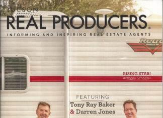 Tony Ray Baker and Darren Jones in Tucson Real Producers - September 2018