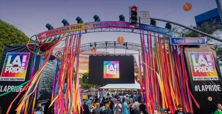LA Pride 2020
