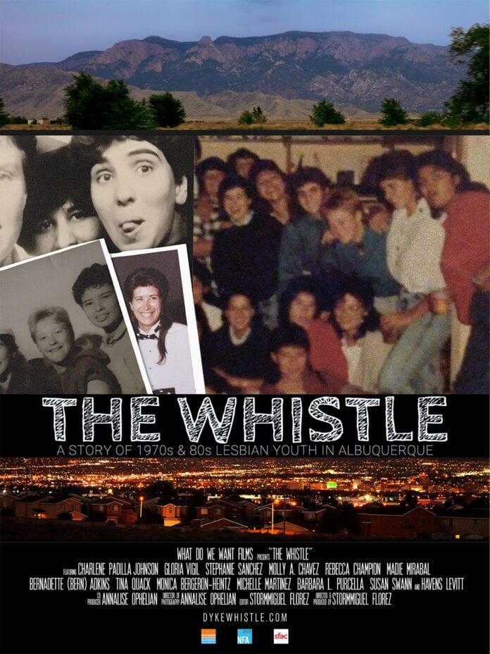 The Whistle - LGBTQ Documentary Reviewed