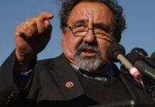 Arizona Congressman Raul Grijalva