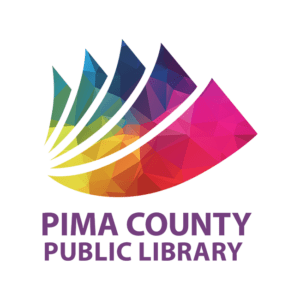 LGBTQ+ Services Committee - Pima County Public Library Logo