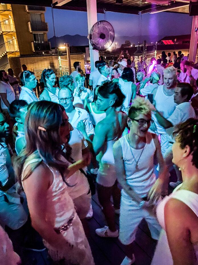G3 White Party
