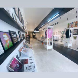 & Gallery Interior