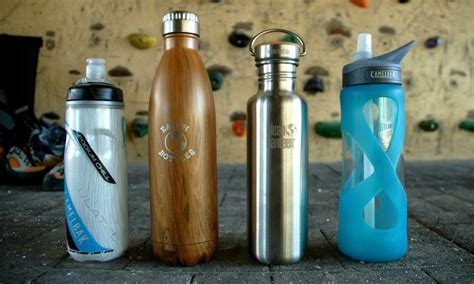Reusable four bottles