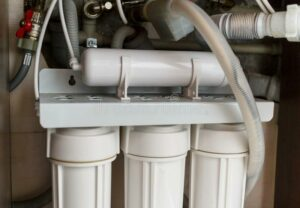 reverse osmosis drinking water filtration unit