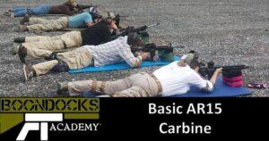 Basic Carbine - AR15 Class