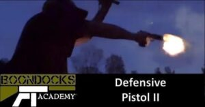 Gunowners learning in defensive pistol training part two