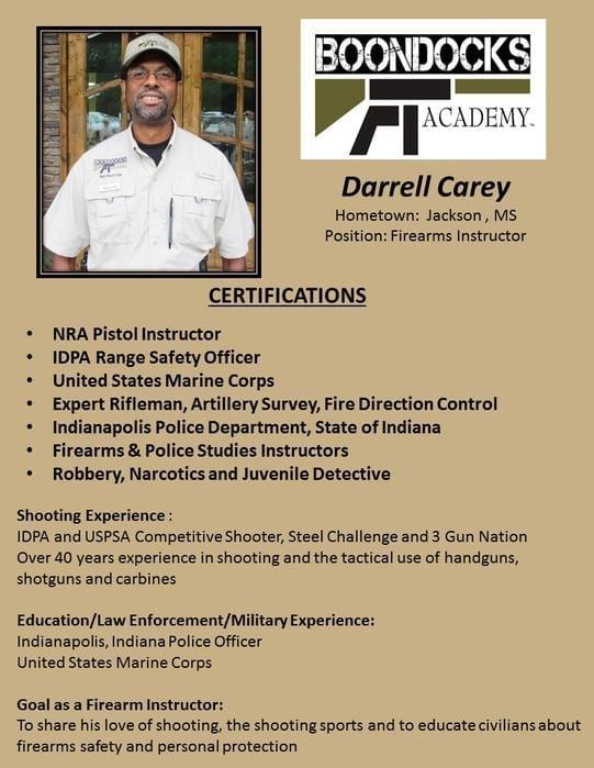 Darrell Carey