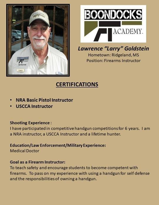 Larry Goldstein