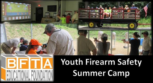 Youth Firearm Safety Summer Camp