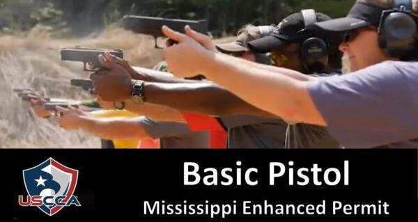 Basic Pistol MEP