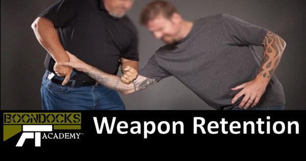 Weapon Retention