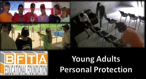 Young Adult Personal Protection