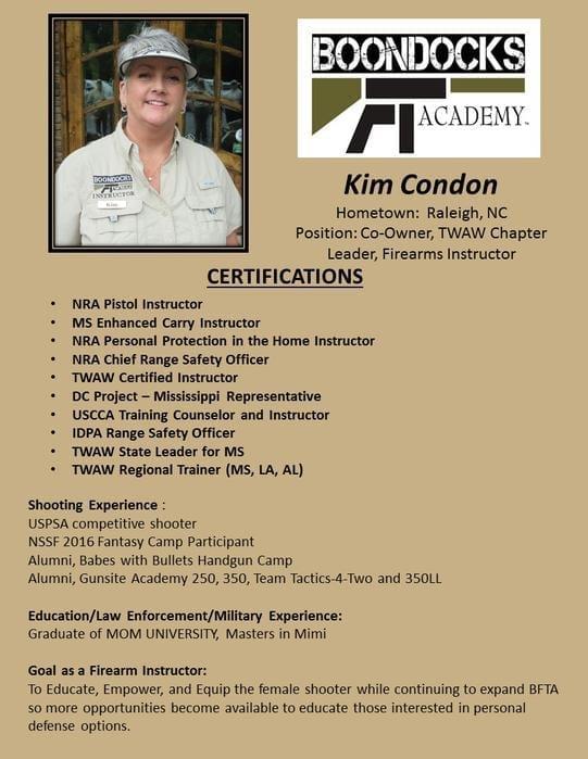 Kim Condon