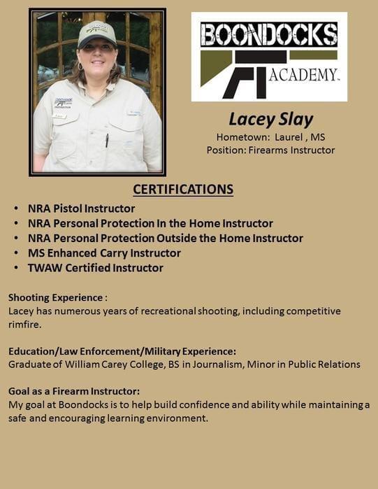 Lacey Slay