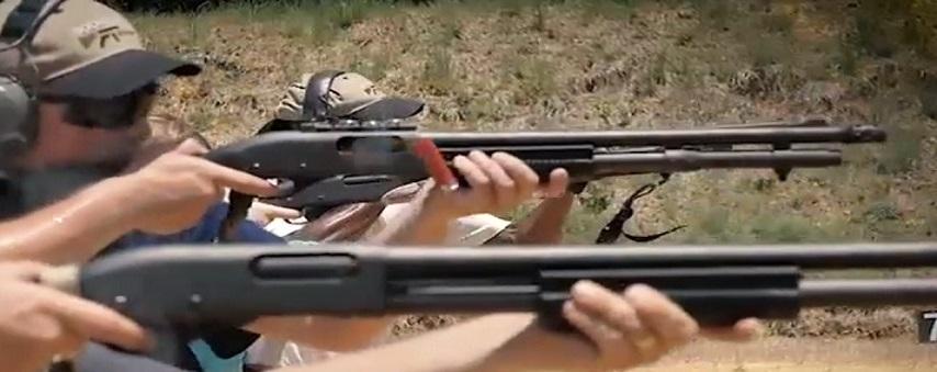 Shotgun users