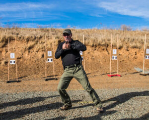 Dave Spaulding - Handgun Combatives
